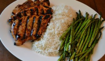 I Tried Online Grocery Shopping! & Four Ingredient Italian BBQ Chicken Recipe