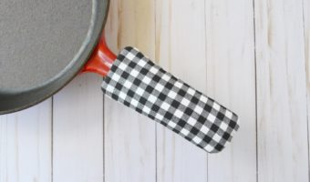 Skillet Handle Potholder Tutorial