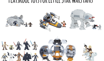 Gift Guide for the Little Star Wars Fans