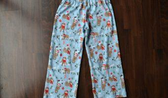 PJ/Lounge Pants Tutorial