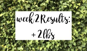 Healthy Mama 2018 Week # 3