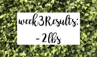 Healthy Mama 2018 Week #4
