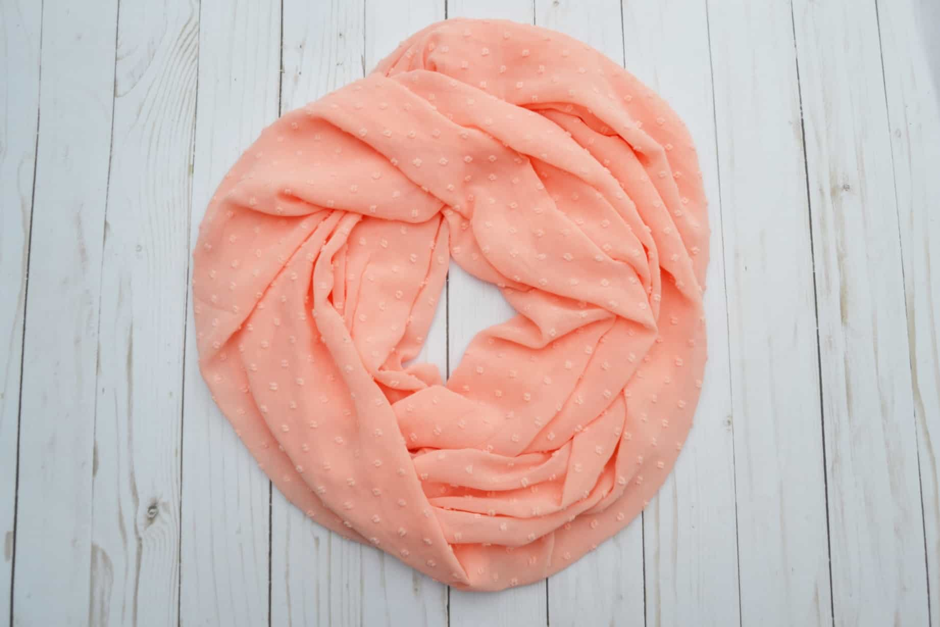 Easy Infinity Scarf Sewing Pattern Gallery Craft