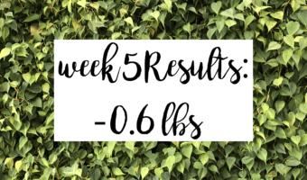 Healthy Mama 2.0 Week #6