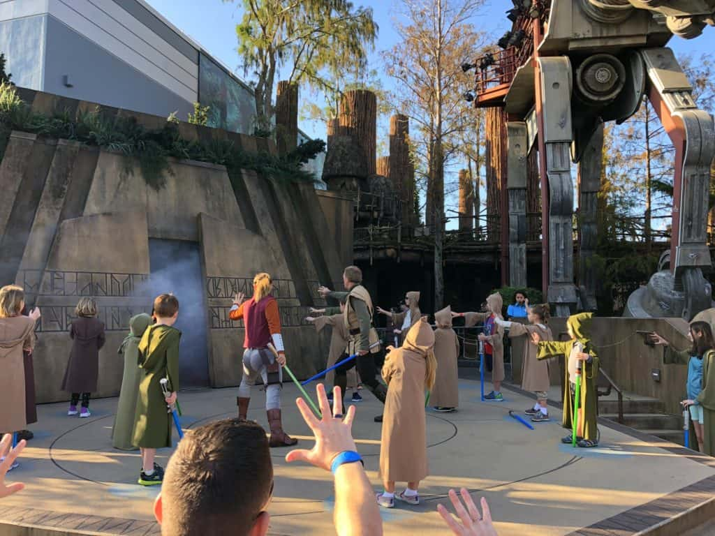 Everything You Need To Know About Jedi Training Academy