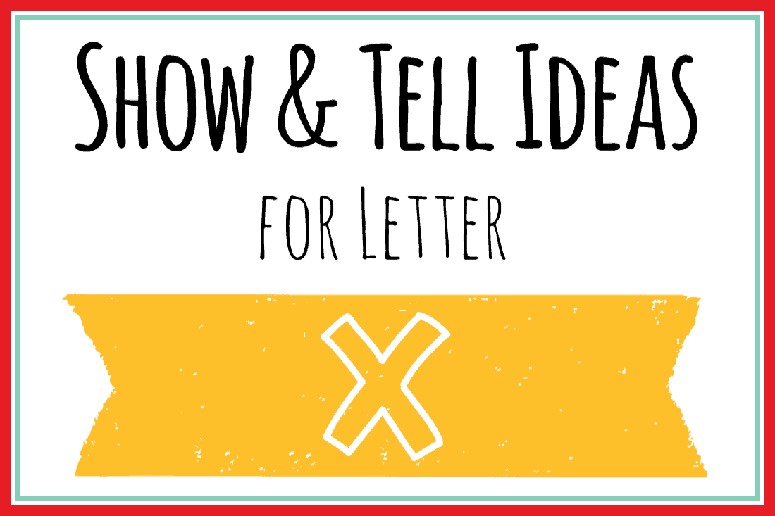 show and tell letter u show and tell letter x martha 24844 | show and tell letter x fea