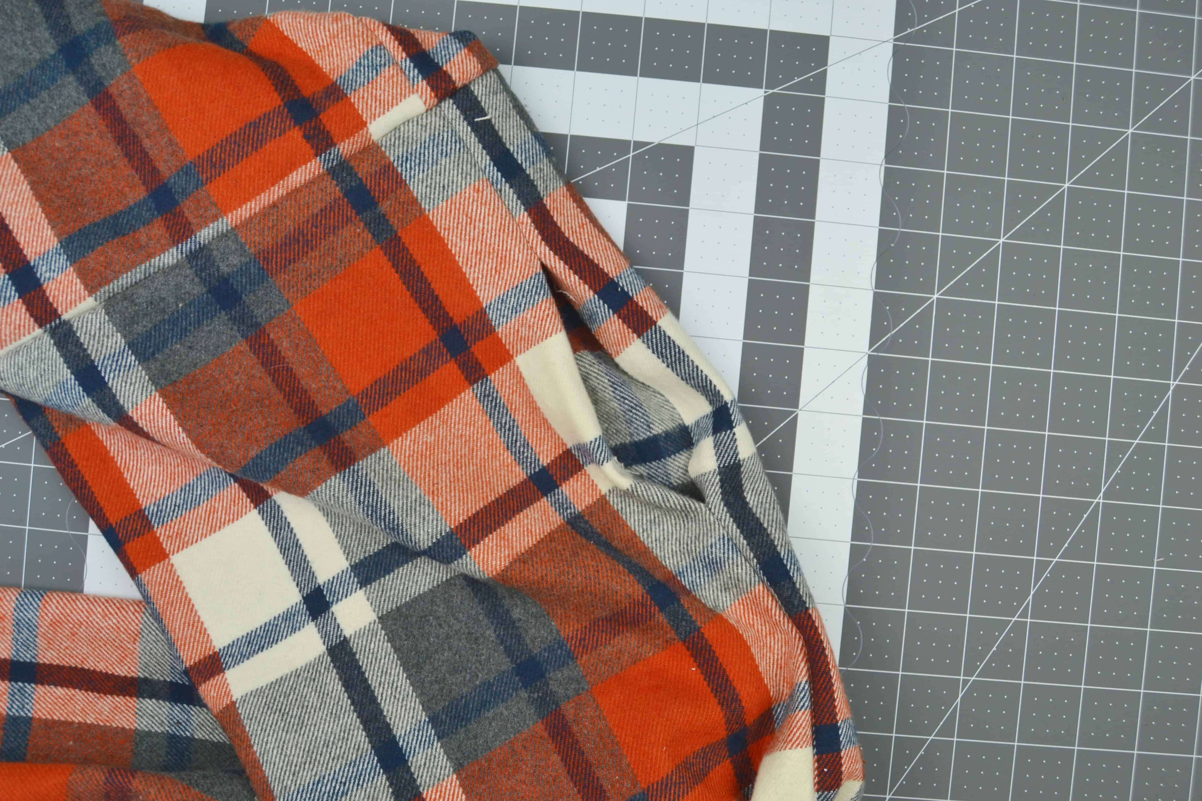 blender how to make a scarf