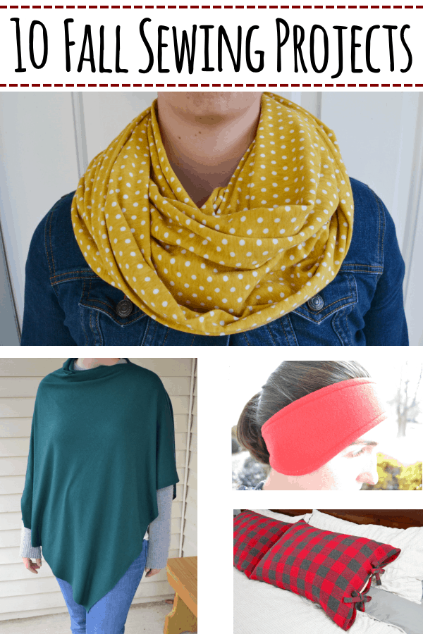 fall sewing projects