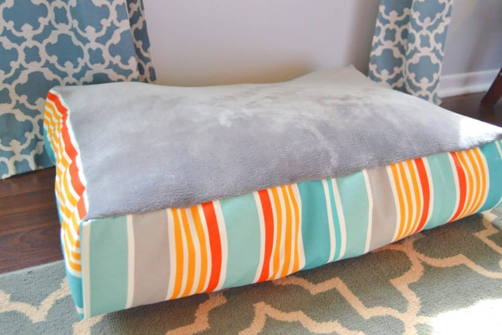 Sewing Pattern Fleece Top Dog Bed Sewing