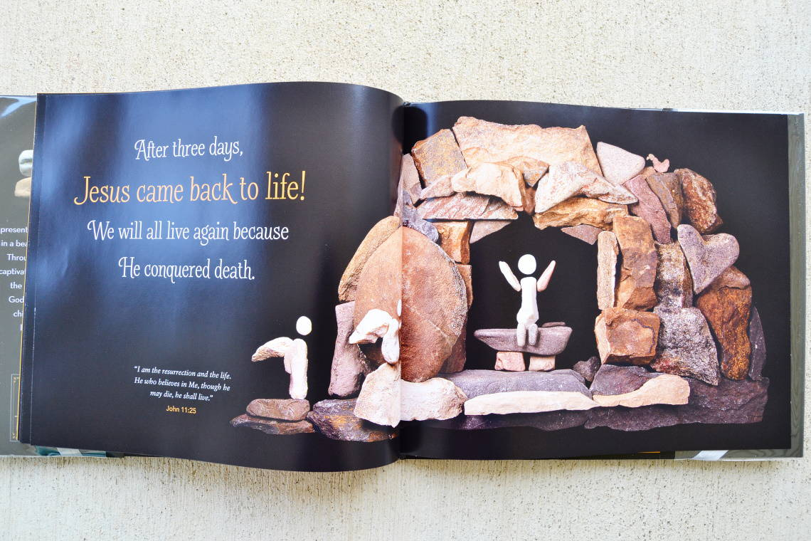 The Easter Story for Kids: He is Risen book