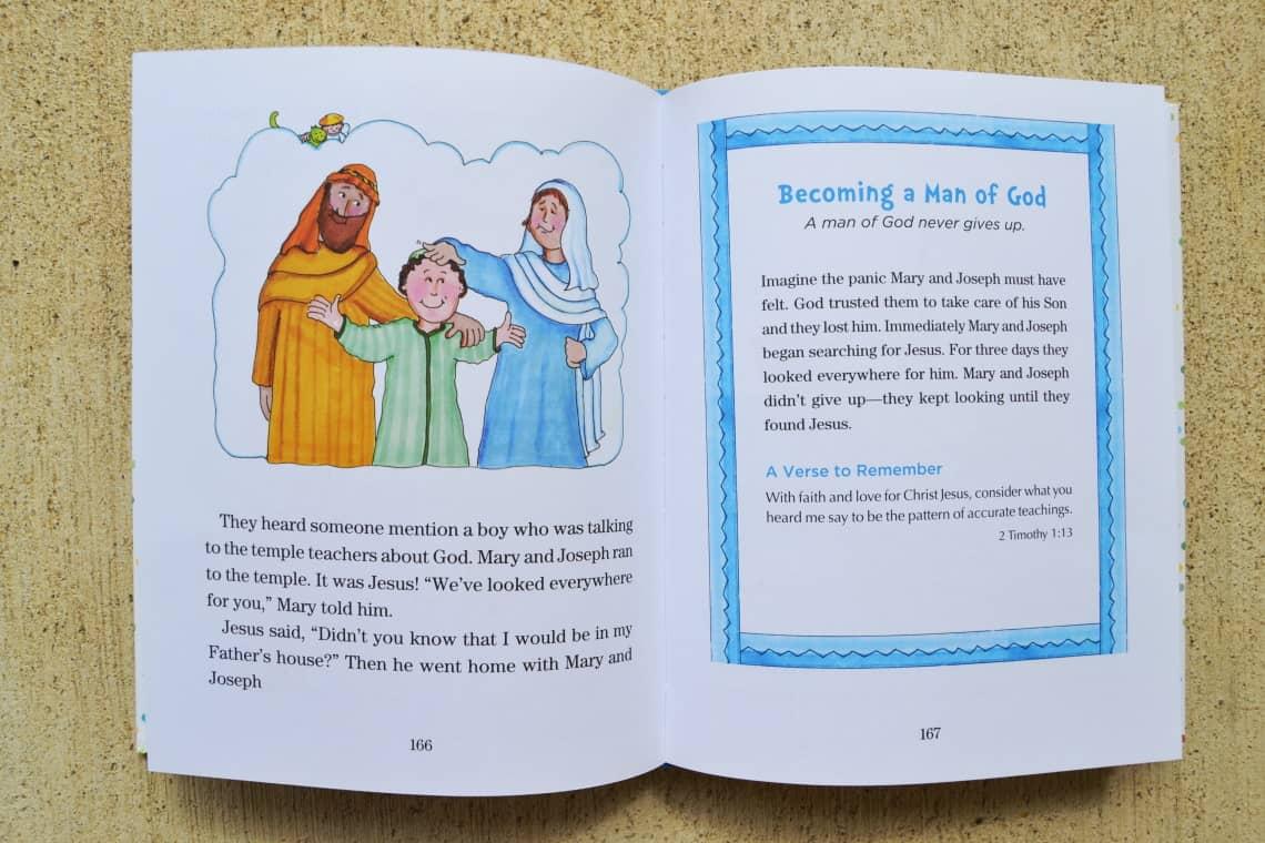 Bibles for Preschoolers: Little Boys Bible