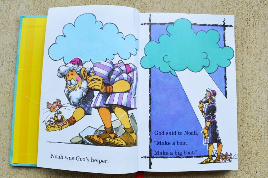Bibles for Preschoolers: Hear Me Read Bible