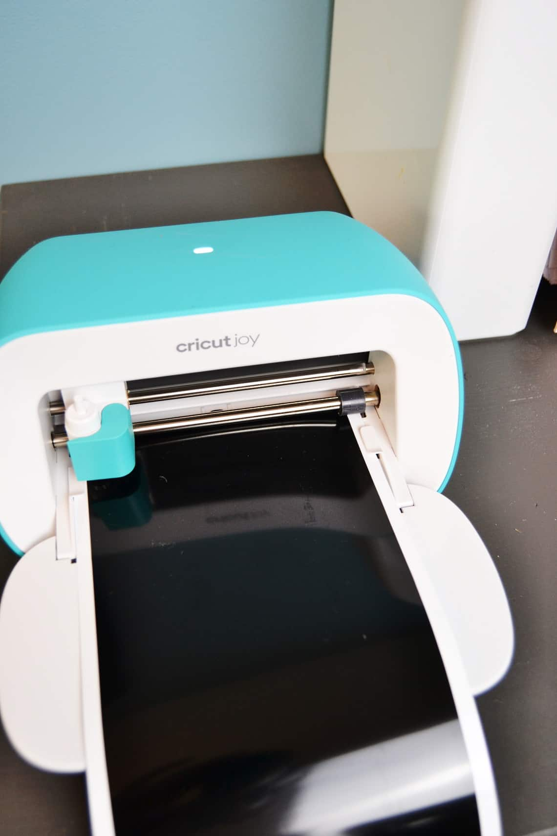 Cricut Joy cutting vinyl
